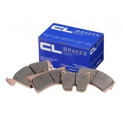 CL BRAKES RC5+ Front Brake Pads for Mitsubishi Lancer Evo Asphalte FIA or Peugeot 207 2.0 S2000 Asphalte. Bromsbelägg pads för e