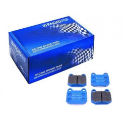 PAGID RS4.2 brake pads for BMW M3 E30 EVO I and II front
