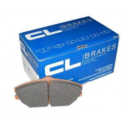 CL BRAKES RC6 Front Brake Pads for Peugeot 206 1.6 Super 1600 or Peugeot 207 RC Rallye Terre