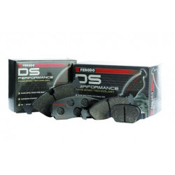 FERODO DS Performance Front Brake Pads for Nissan 200 SX or Subaru Impreza 2.0 WRX Turbo