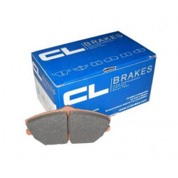 CL BRAKES RC6 Rear Brake Pads for Peugeot 207 or 307