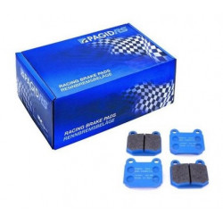 PAGID RS4.2 Front Brake Pads for Ford Focus I RS or Peugeot 406 Coupé or Renault Clio II 3.0