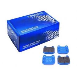PAGID RS4.2 Front Brake Pads for Nissan 200 SX S14 or Subaru Impreza WRX 2.0 Turbo 16V Type GDA
