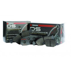 FERODO DS Performance Front Brake Pads for Alfa Romeo 147 or Mitsubishi LANCER Evo V/VI/VII/VIII