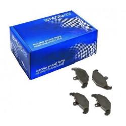 PAGID RS14 Front Brake Pads for Nissan 200 SX S14 or Subaru Impreza WRX 2.0 Turbo 16V Type GDA