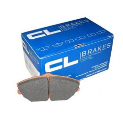 CL BRAKES RC6 Front Brake Pads for Ford Fiesta V 2.0