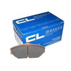 CL BRAKES RC6 Front Brake Pads for Citroen Saxo or Peugeot 106 Wilwood Midilite Calipers