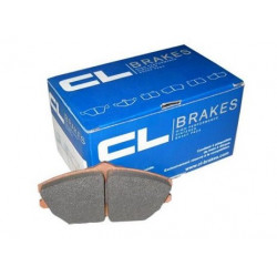 CL BRAKES RC6 Front Brake Pads for Ford Capri or Escort I/II