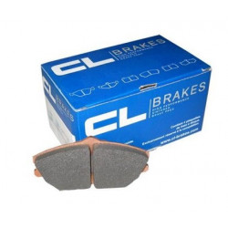 CL BRAKES RC6 Front Brake Pads for Ford Escort III, Ford Fiesta I/II