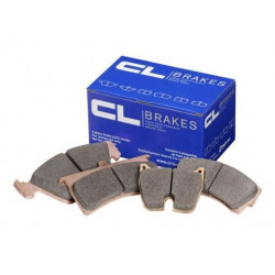 CL BRAKES RC5+ Brake Pads for Alcon 4489X519.4 or AP Racing CP3894D46 Calipers