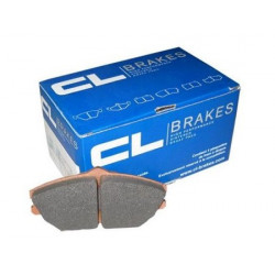 CL BRAKES RC6 Front Brake Pads for Honda Civic or Coupe