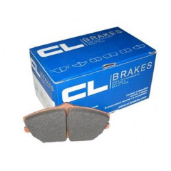 CL BRAKES RC6 Front Brake Pads for Citroen C2 or C3