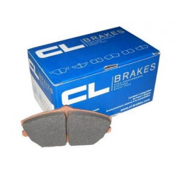 CL BRAKES RC6 Rear Brake Pads for BMW E30 or Renault R5 Turbo 1 and 2