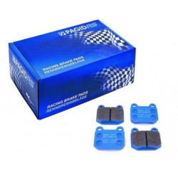 PAGID RS4.2 brake pads for PORSCHE Boxster 986 or 987 or Cayman rear