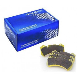 PAGID RS29 Front Brake Pads for Audi RS6 or Nissan R36 GTR. Pagid bromsbelägg för motorsport
