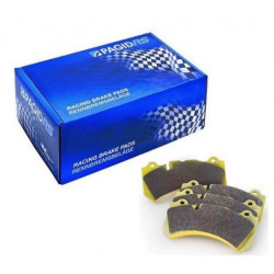 PAGID RS29 Rear Brake Pads for Audi R8 or Nissan R35 GTR. Pagid bromsbelägg för motorsport