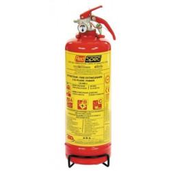 FIA Brandsläckare - Pulversläckare 2 kg