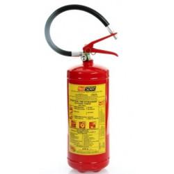 Brandsläckare - Pulversläckare 6 kg