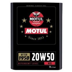 MOTUL Classic 20W50 2L engine oil