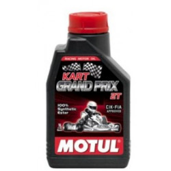 MOTUL 2T Grand Prix 1L kart engine oil - Karting