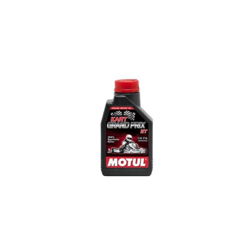 MOTUL 2T Grand Prix 1L kart engine oil - Karting