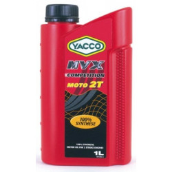 YACCO 2T MVX 1L kart engine oil - Karting