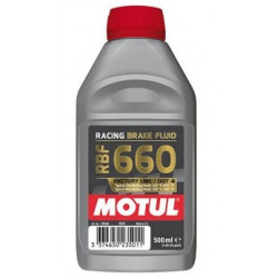 MOTUL RBF 660 DOT 4 Non Miscible Brake Fluid