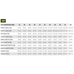 OMP First Evo FIA-overall. Rally overaller för bästa säkerhet och passform.