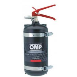 Brandsläckare pulversläckare med hållare, 2 kg