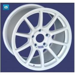 Fullrace AC 10x18 fälg för rally och racing