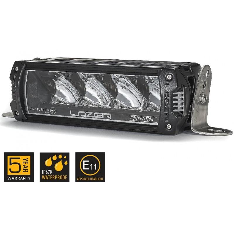 Triple-R 750 Competition Lazerlamps för rally och racing. Extraljus, lampor för bästa ljus!