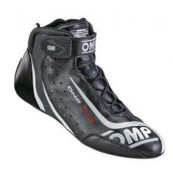 OMP One Evo FIA-skor Svart. Rallyskor för bästa stöd och känsla.
