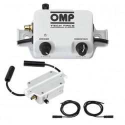 OMP förstärkarbox intercom Tech-race