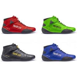 SPARCO Cross RB-7 FIA-skor. Rallyskor för bästa stöd och känsla.