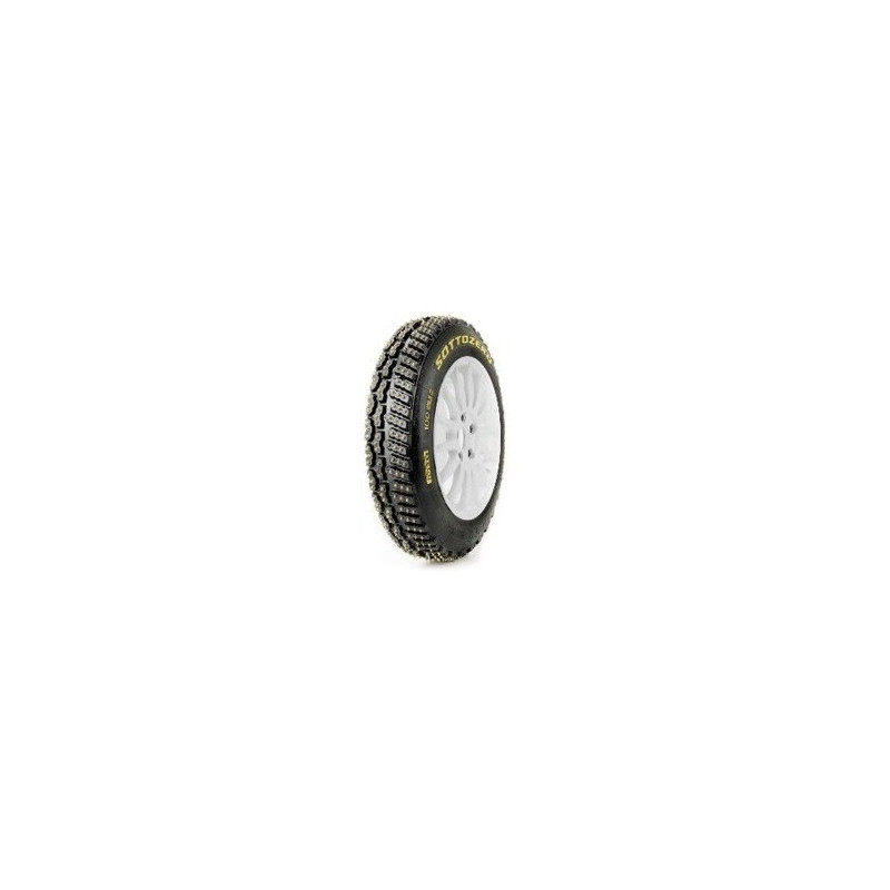 Pirelli Vinterdäck 145/85-16 ASW4-1 7mm utstick. Vinter däck rally för bästa grepp!