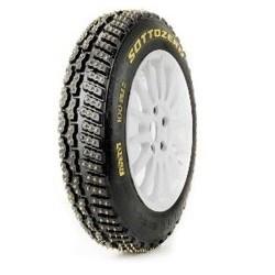 Pirelli bilsport vinterdäck 145/85-16 ASW4-1 8mm utstick.Vinter däck rally för bästa grepp!