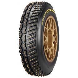 Pirelli bilsport vinterdäck 205/65-15 WRC 7mm utstick.Vinter däck rally för bästa grepp!