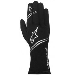 ALPINESTARS FIA-handskar Svart. Handskar för rally och racing