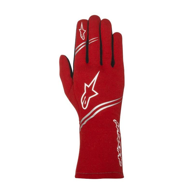 ALPINESTARS FIA-handskar Svart. Rallyhandskar Handskar för racing och rally