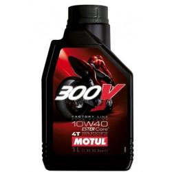 MOTUL 300V Factory Line 10W40 1L engine oil