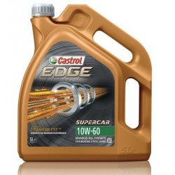 CASTROL Edge Supercar 10W60 5L engine oil