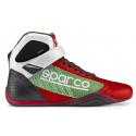 SPARCO OMEGA KB-6 Kartingskor. Rallyskor för bästa stöd och känsla.