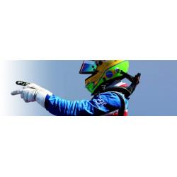 SPARCO Land RG-3  SVART. Handskar för rally och racing