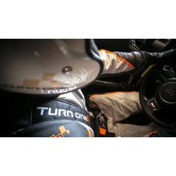 TURN ONE Säkerhetsbalaklava FIA. Rallykläder för bästa säkerhet och passform