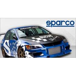 FIA-godkänd Sparcobalaklava - Soft Touch RW-5. Rallykläder för bästa säkerhet och passform