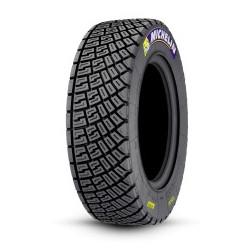 Michelin 17/65-15 TZS. Michelin grusdäck rally