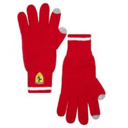 Ferrari handske röd