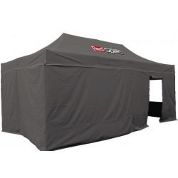 REDSPEC side vägg kit för 6 x 3 m steel racing tält