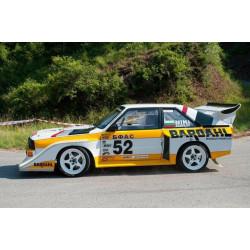 Fullrace TA 7x15 fälg för rally och racing