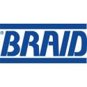 Braid Fullrace N 5x15. Vinterfälg rally för bästa grepp.